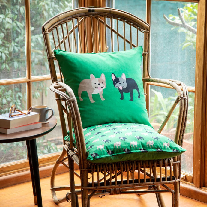 Cushion Covers - French Bulldogs