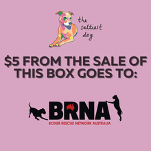 Dog Rescue Treat Box- BOXER RESCUE NETWORK