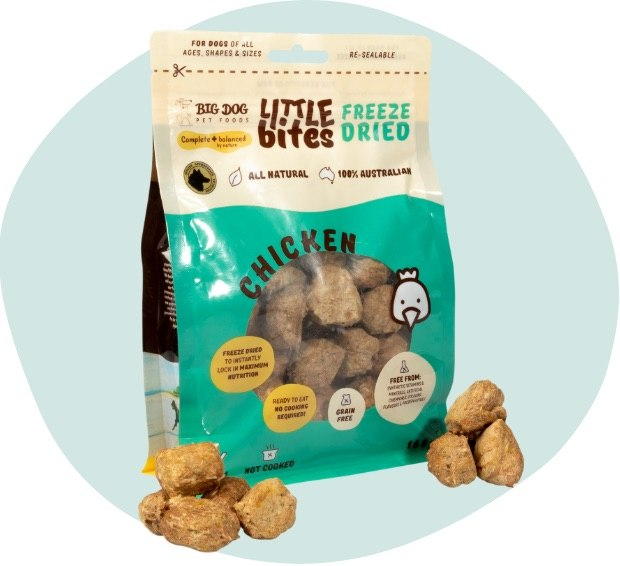 Little Bites Freeze Dried Chicken
