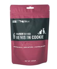 Freeze Dried Venison Cookie