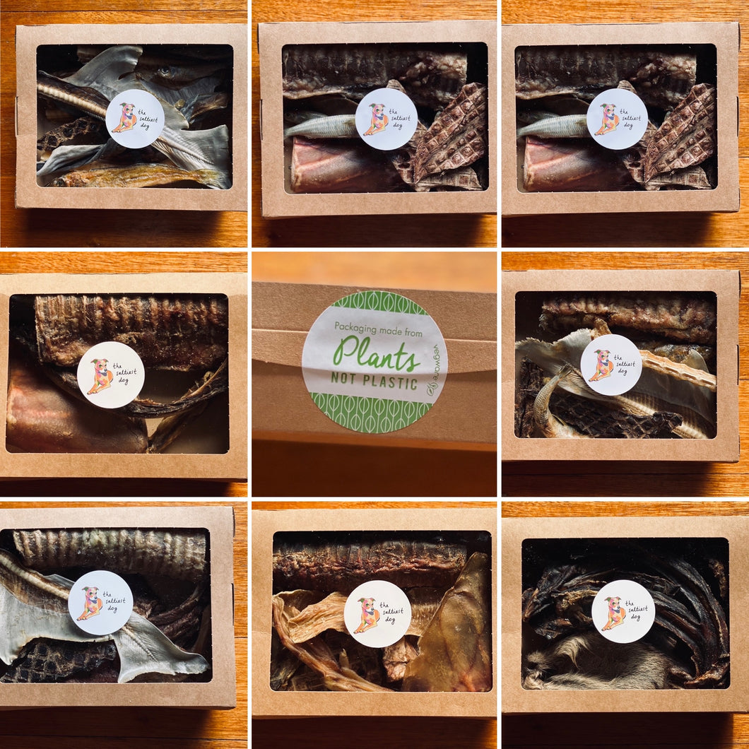Dog Rescue Treat Box- PICK YOUR TREATS!