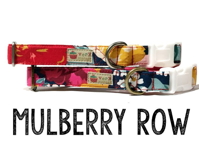 Dog Collars - Mulberry Row