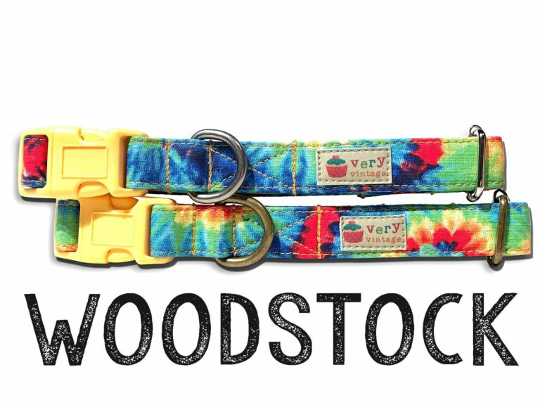 Dog Collars - Woodstock