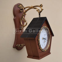House Station Clock