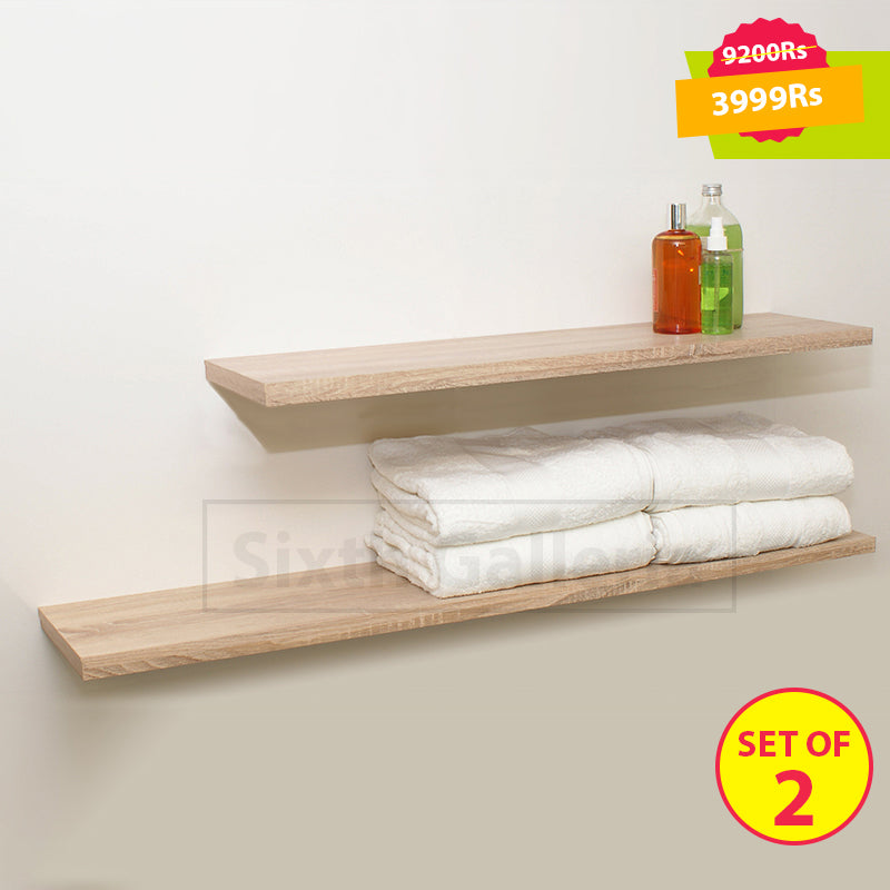 Farera Floating Shelf Set