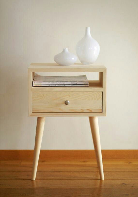 Anika Bedside Table