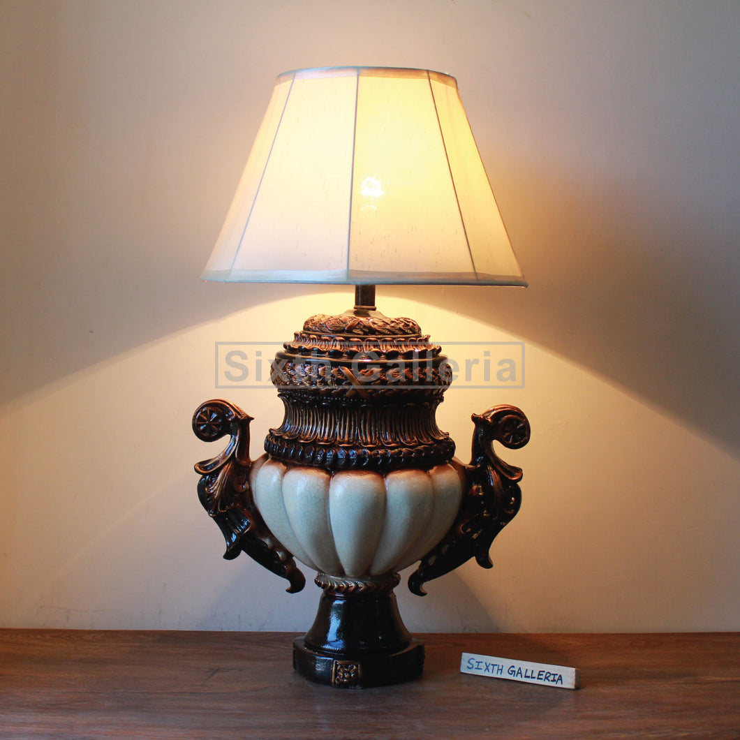Pair of Hefnosa Lamps