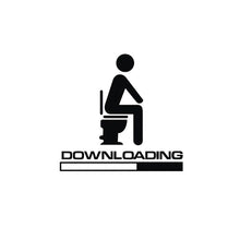 Downloading Sticker