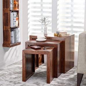 Abacus Nesting Table Set of 3
