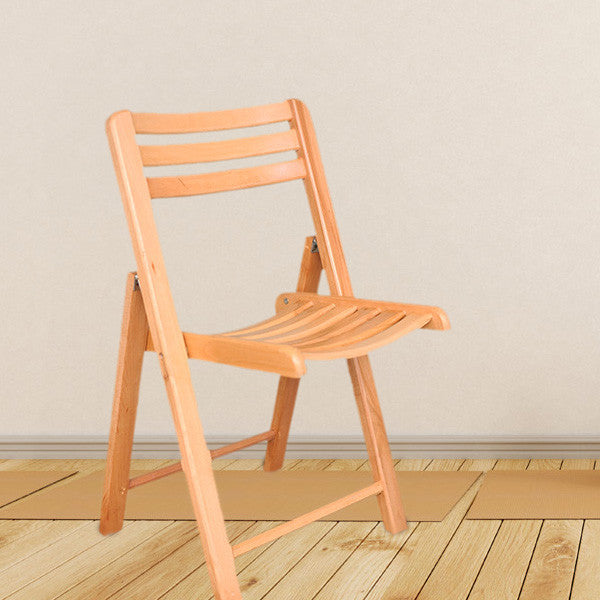 Beach Wood Chair