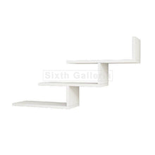 Fausa Shelves White (Set of 3)