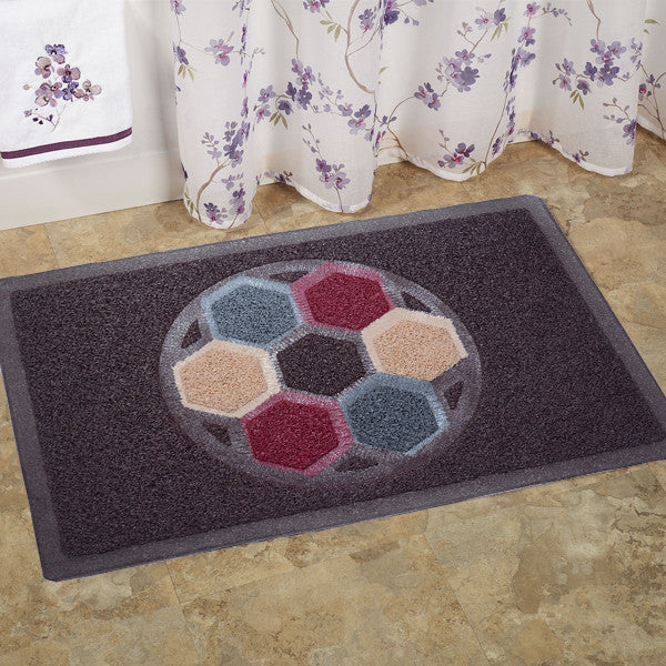 Football Door Mat