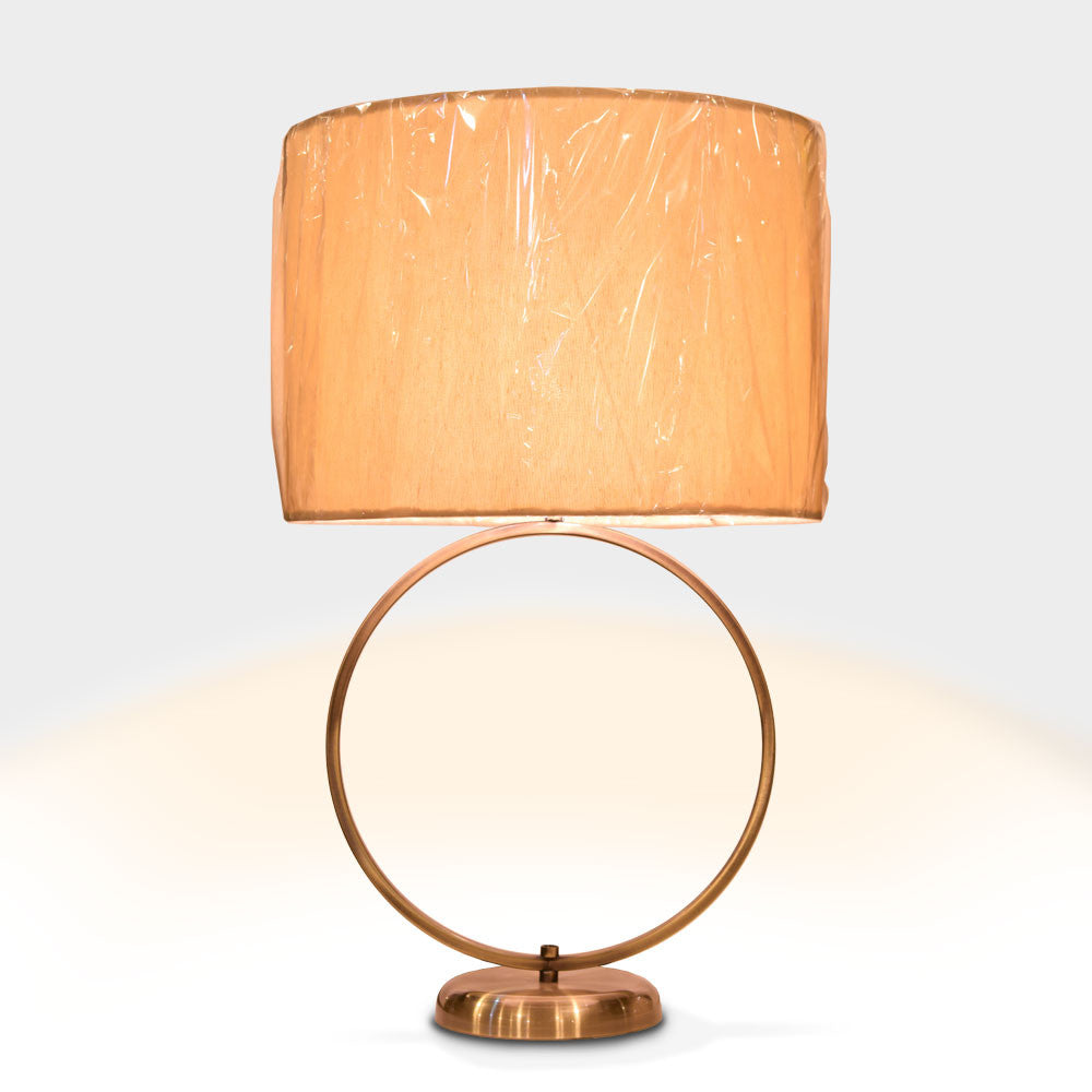 Metal Ring Lamp
