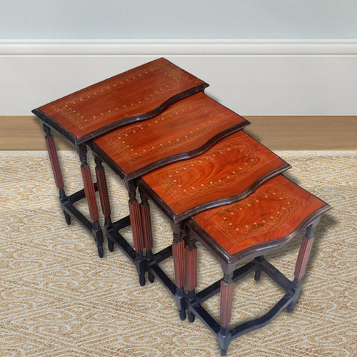 Aurangzeb Nesting Tables