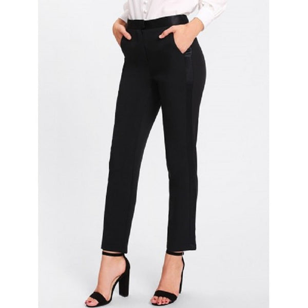 These pants are high waist trousers - madrushfashion.com