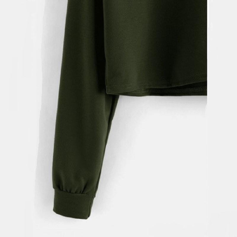 long sleeved, with close-fitting - madrushfashion.com