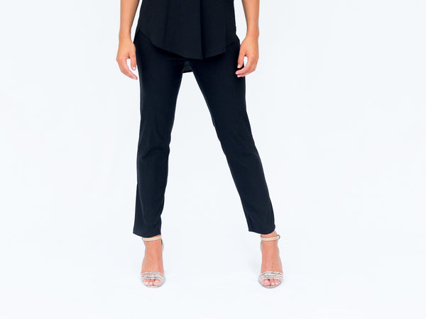 Business Casual Skinny Ankle Pants