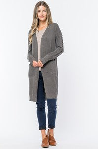 Alice Long Cardigan