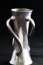 SOLD - Tudric Pewter Liberty London Vase