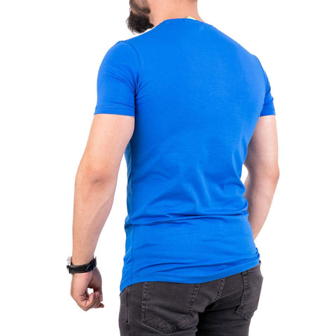 Image of Tricou CREW - Albastru Electric