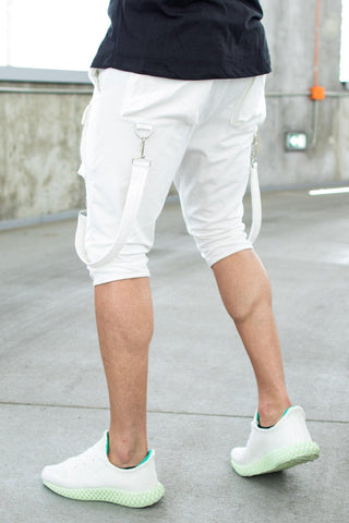 Image of Pantaloni Scurti ONE - Albi - street-style-ro