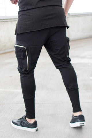 Image of Pantaloni Fashion - BIG Pockets