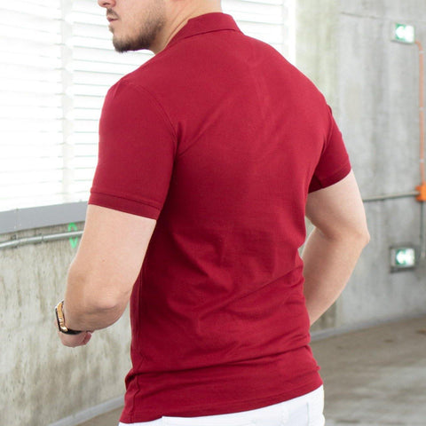 Image of Tricou Polo MRY - Grena