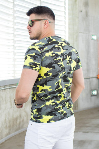 Image of Tricou Neon Army