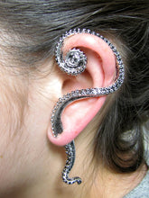Octopus Tentacle Ear Cuff inspired by Call of Cthulhu
