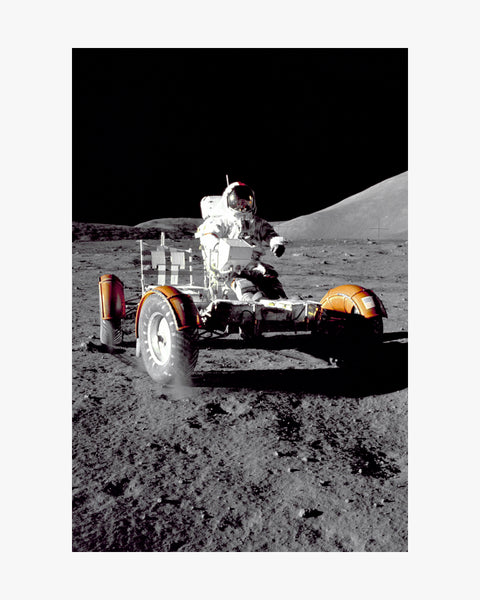 Apollo 17 - Lunar Rover