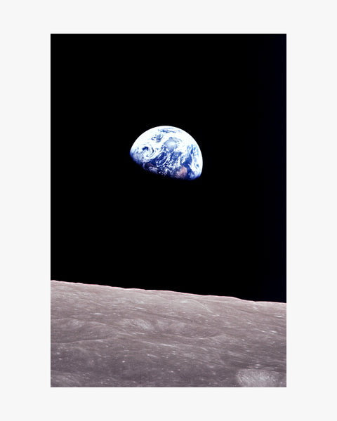 Apollo 8 - Earthrise