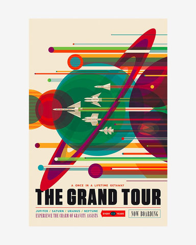 The Grand Tour - NASA Visions of the Future