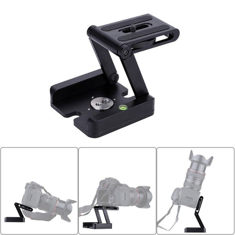 TRAPLES™ Z Pan & Tilt Tripod Head