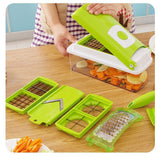 TRAPLES™ 12 In 1 Multifunctional Slicer Dicer