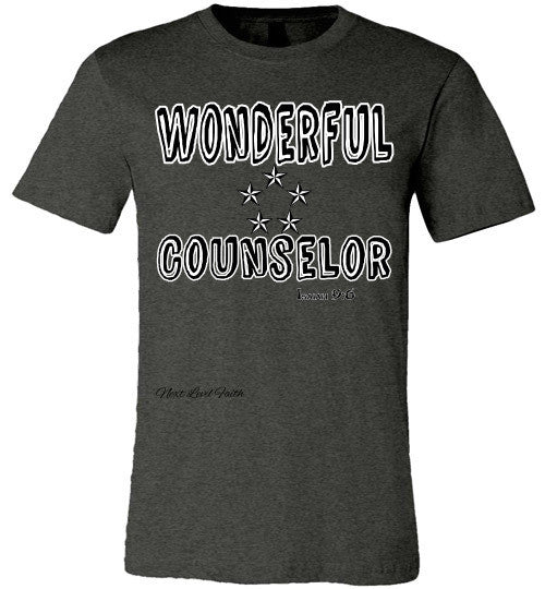 Wonderful Counselor Tee