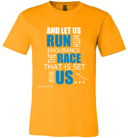 Run the Race Tee
