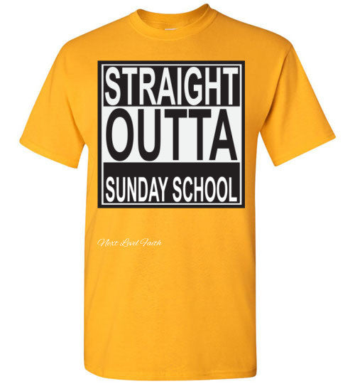 Straight Outta Sunday School