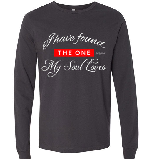 The One long sleeved tee