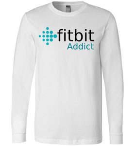 Fitbit Addict Long Sleeved