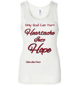Heartache Into Hope Tank