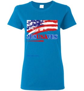 Jesus Saves Ladies Tee