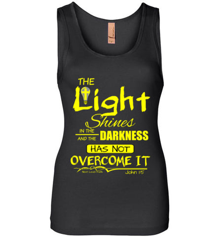 Shining Light Ladies Tank