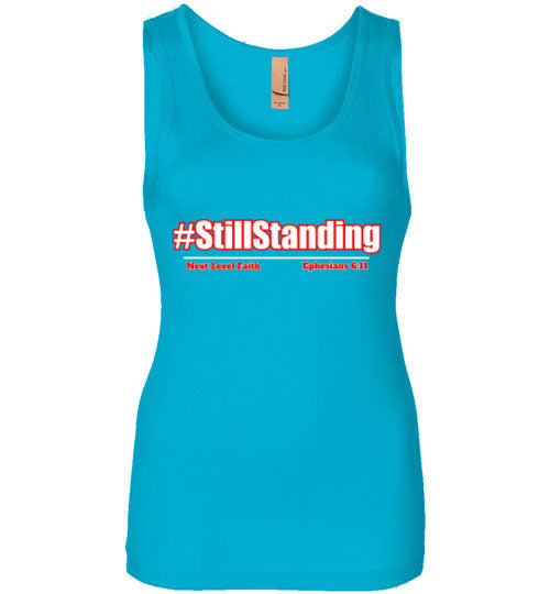 Still Standing Ladies Tank