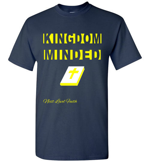 Kingdom Minded Tee