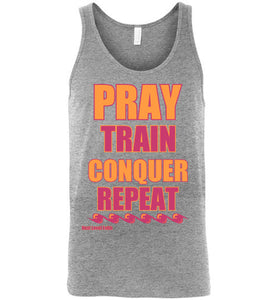Pray Train Conquer Repeat Tank