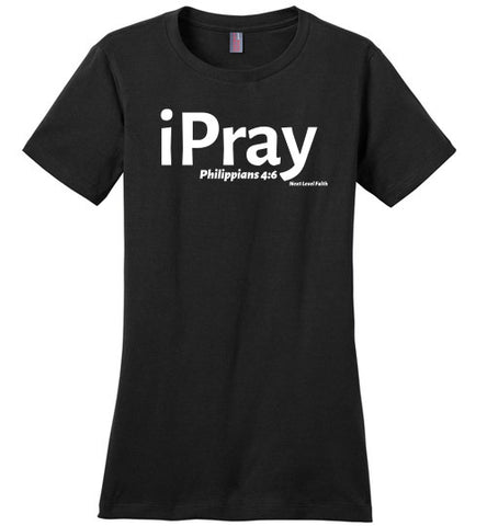 iPray Lades Tee