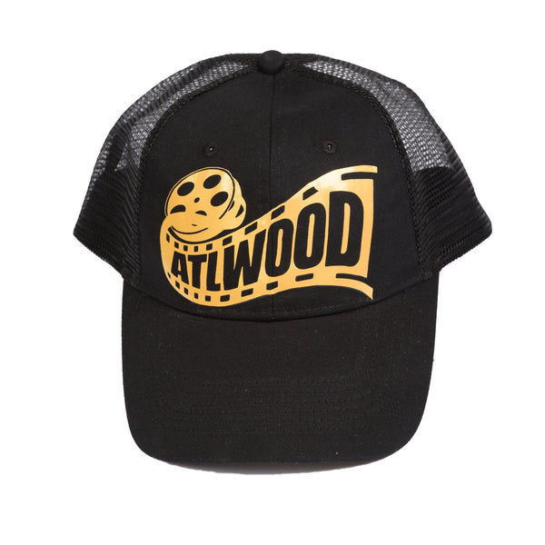 Metallic Classic ATLWOOD Film Black Cap