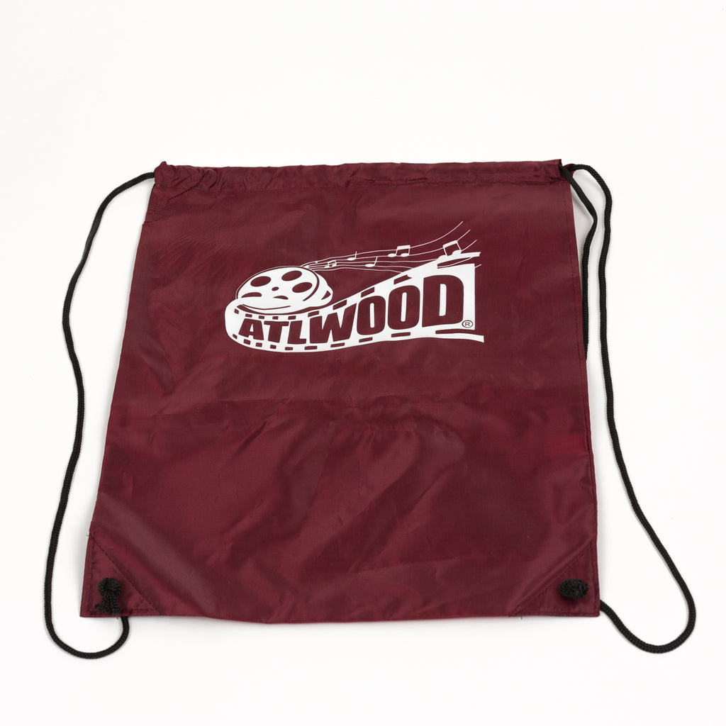 Classic ATLWOOD Film Maroon Bag