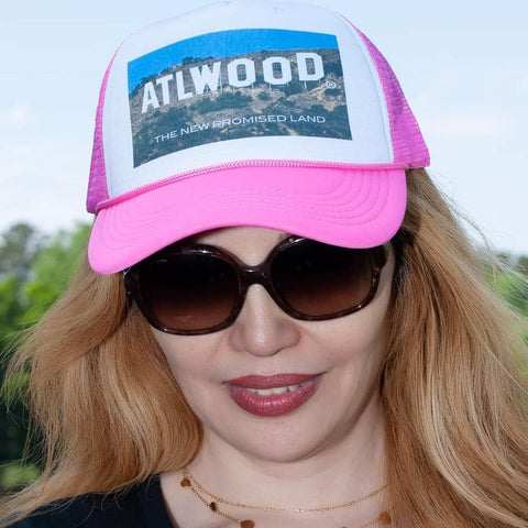 ATLWOOD Cancer Awareness Hat
