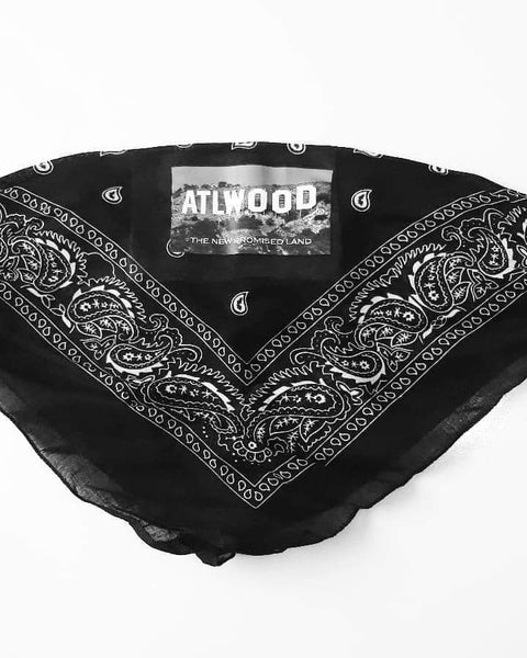 SOLD OUT! ATLWOOD Anti-virus Bandanna